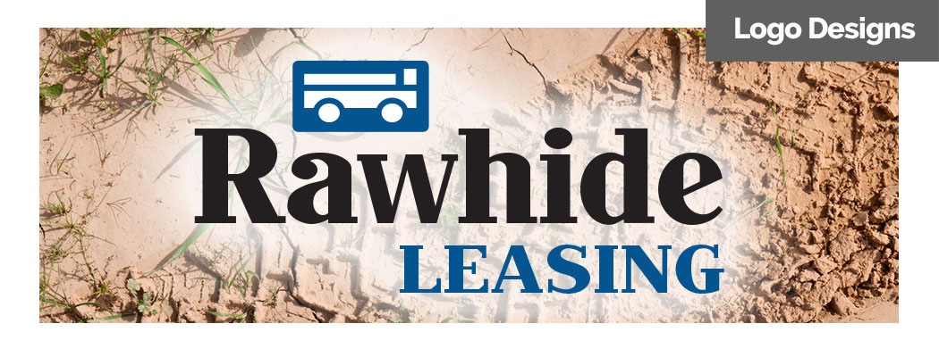 Rawhide Leasing Logo Design